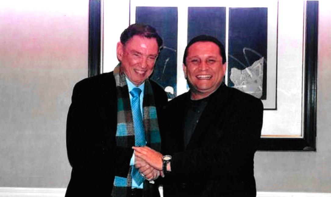 Dr. Hal Huggins & Dr. Carlos Ornelas